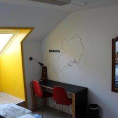 Отель Globalhagen Hostel Дания, Копенгаген - отзывы, цены и фото номеров - забронировать отель Globalhagen Hostel онлайн комната для гостей фото 4