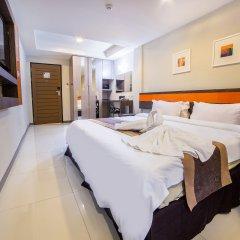 Отель Cubic Pratunam комната для гостей