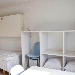 Отель Nørresundby Kursuscenter Дания, Бровст - отзывы, цены и фото номеров - забронировать отель Nørresundby Kursuscenter онлайн комната для гостей фото 2