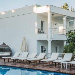 Bodrum Maya Hotel бассейн