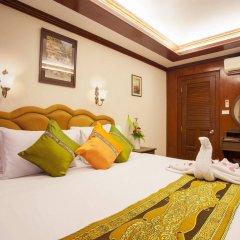 Отель Royal Phawadee Village комната для гостей фото 5