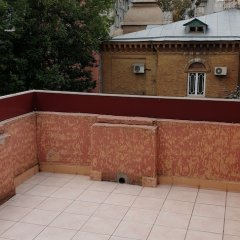 Yellowunlimited Отель Харьков балкон