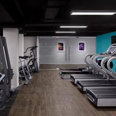 Отель Radisson Blu Edinburgh фитнесс-зал фото 3