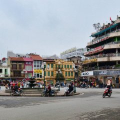 Отель Hanoi Boutique Hotel & Spa Вьетнам, Ханой - отзывы, цены и фото номеров - забронировать отель Hanoi Boutique Hotel & Spa онлайн городской автобус