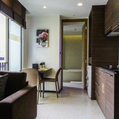 Lit Hotel And Residence Бангкок в номере фото 2