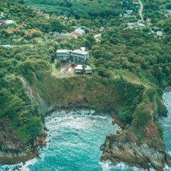 Отель The Houben - Adult Only пляж