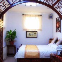 Отель Beijing Bieyuan Courtyard Hotel Китай, Пекин - отзывы, цены и фото номеров - забронировать отель Beijing Bieyuan Courtyard Hotel онлайн комната для гостей фото 3