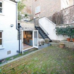 Отель Stunning 2 Bedroom Apartment With Garden in Notting Hill Великобритания, Лондон - отзывы, цены и фото номеров - забронировать отель Stunning 2 Bedroom Apartment With Garden in Notting Hill онлайн