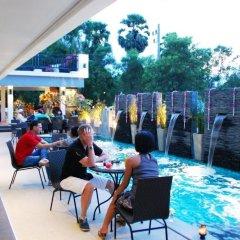 Отель Amin Resort питание фото 2