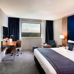 Отель Crowne Plaza London Heathrow T4 Великобритания, Лондон - отзывы, цены и фото номеров - забронировать отель Crowne Plaza London Heathrow T4 онлайн комната для гостей фото 4