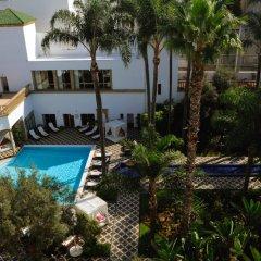 Отель Hôtel la Tour Hassan Palace Марокко, Рабат - отзывы, цены и фото номеров - забронировать отель Hôtel la Tour Hassan Palace онлайн балкон