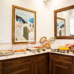Отель Mathios Village Греция, Остров Санторини - отзывы, цены и фото номеров - забронировать отель Mathios Village онлайн питание фото 3