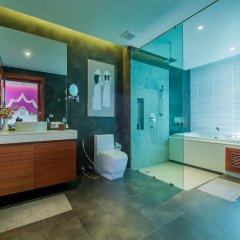 Отель Almali Luxury Residence Пхукет ванная