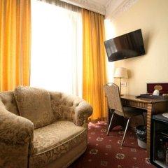 Гостиница Европа 3* Стандартный номер с двуспальной кроватью фото 8
