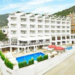 Ideal Piccolo Hotel Турция, Мармарис - отзывы, цены и фото номеров - забронировать отель Ideal Piccolo Hotel - All Inclusive - Adults Only онлайн балкон