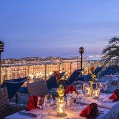 Отель Hôtel Aston La Scala питание фото 3