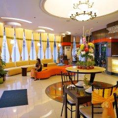 Отель Eurotel Makati Филиппины, Макати - отзывы, цены и фото номеров - забронировать отель Eurotel Makati онлайн питание фото 2