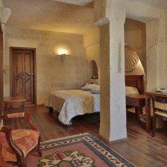 Vezir Cave Suites Турция, Гёреме - 1 отзыв об отеле, цены и фото номеров - забронировать отель Vezir Cave Suites онлайн комната для гостей фото 4