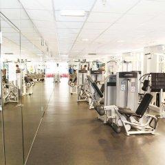 Отель Hilton Stockholm Slussen фитнесс-зал