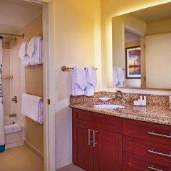 Отель Residence Inn Arlington Pentagon City ванная