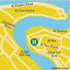 Отель St.George Hotel ОАЭ, Дубай - отзывы, цены и фото номеров - забронировать отель St.George Hotel онлайн фото 2