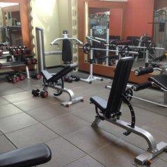 Hilton Birmingham Metropole Hotel фитнесс-зал фото 3