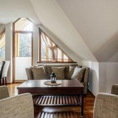 Отель Tatrytop Apartamenty Comfort Закопане комната для гостей
