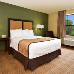 Отель Extended Stay America San Diego - Mission Valley - Stadium США, Сан-Диего - отзывы, цены и фото номеров - забронировать отель Extended Stay America San Diego - Mission Valley - Stadium онлайн комната для гостей фото 3