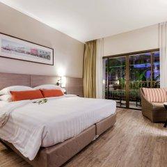 Отель Deevana Plaza Phuket комната для гостей