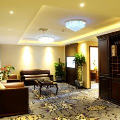 Отель Four Seasons Apple Hotel (Beijing Wanda Plaza) Китай, Пекин - отзывы, цены и фото номеров - забронировать отель Four Seasons Apple Hotel (Beijing Wanda Plaza) онлайн интерьер отеля фото 3
