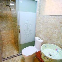 Lushan Guling Minyuan Hotel ванная фото 2