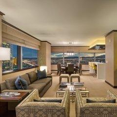 Отель Luxury Suites International by Vdara США, Лас-Вегас - отзывы, цены и фото номеров - забронировать отель Luxury Suites International by Vdara онлайн комната для гостей фото 5