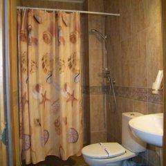 Santorini Hotel ванная