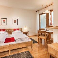 Отель Residence Landhaus Fux Силандро комната для гостей фото 4