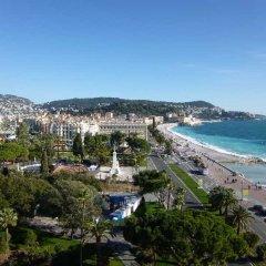 Hotel Villa La Tour пляж фото 2