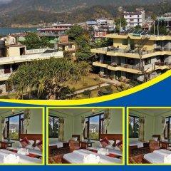 Отель Mandala Непал, Покхара - отзывы, цены и фото номеров - забронировать отель Mandala онлайн бассейн