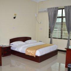 Lashio Galaxy Hotel комната для гостей