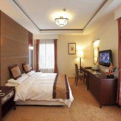 Отель Shanghai International Airport Китай, Шанхай - отзывы, цены и фото номеров - забронировать отель Shanghai International Airport онлайн комната для гостей фото 2