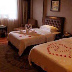 Отель Xiamen Wanjia Yunding Hotel Китай, Сямынь - отзывы, цены и фото номеров - забронировать отель Xiamen Wanjia Yunding Hotel онлайн комната для гостей фото 5