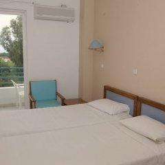 Отель Rhodian Sun Греция, Петалудес - отзывы, цены и фото номеров - забронировать отель Rhodian Sun онлайн комната для гостей фото 2