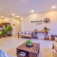 Отель Lemonade Phuket интерьер отеля