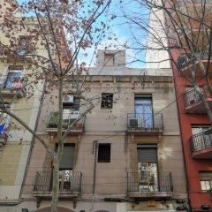 Апартаменты Bbarcelona Apartments Sagrada Familia Terrace Flats Барселона вид на фасад