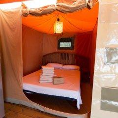 Отель Camping Bungalows El Far удобства в номере