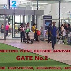 Отель BS Airport at Phuket Таиланд, Пхукет - отзывы, цены и фото номеров - забронировать отель BS Airport at Phuket онлайн городской автобус