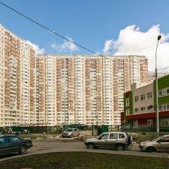 Гостиница MaxRealty24 Putilkovo, Spaso-Tushinskiy Boulevard 5 парковка