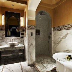 Отель La Mamounia Марокко, Марракеш - отзывы, цены и фото номеров - забронировать отель La Mamounia онлайн ванная
