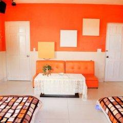 Отель Hoai Huong Homestay Далат комната для гостей фото 2