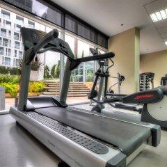 CasaSur Bellini Hotel фитнесс-зал фото 4