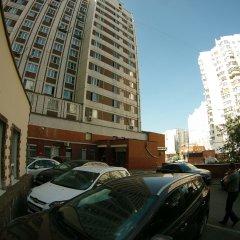Hotel Bratislavskaya 1 Москва парковка
