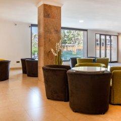 Отель Apartamentos Sol y Vera интерьер отеля фото 3
